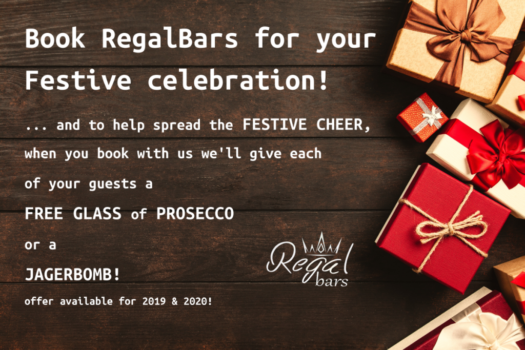 regalbars festive offer